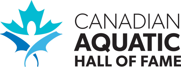 Canadian Aquatic Hall of Fame Logo