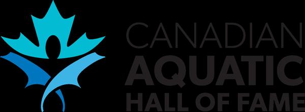 Canadian Aquatic Hall of Fame Logo